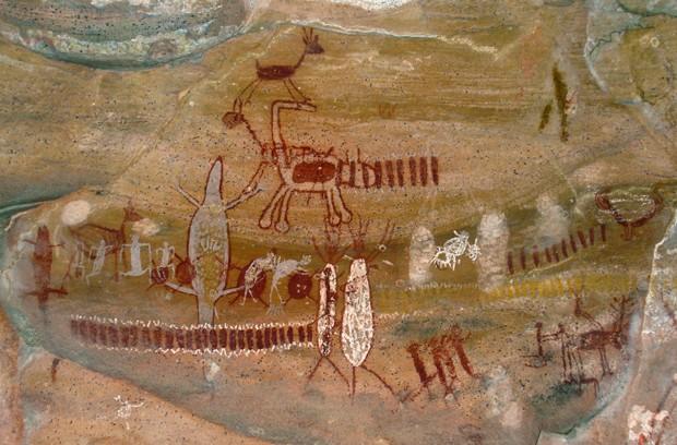 exposição-serra-da-capicara (Foto: Wikimedia Commons/Reprodução)