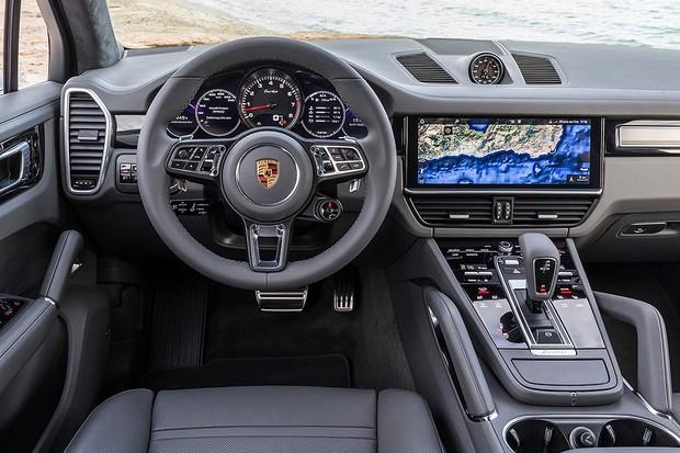 Porsche Cayenne Turbo 2018 (Foto: Divulgação)
