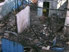 Idoso morre carbonizado em incêndio em residência em Foz do Iguaçu