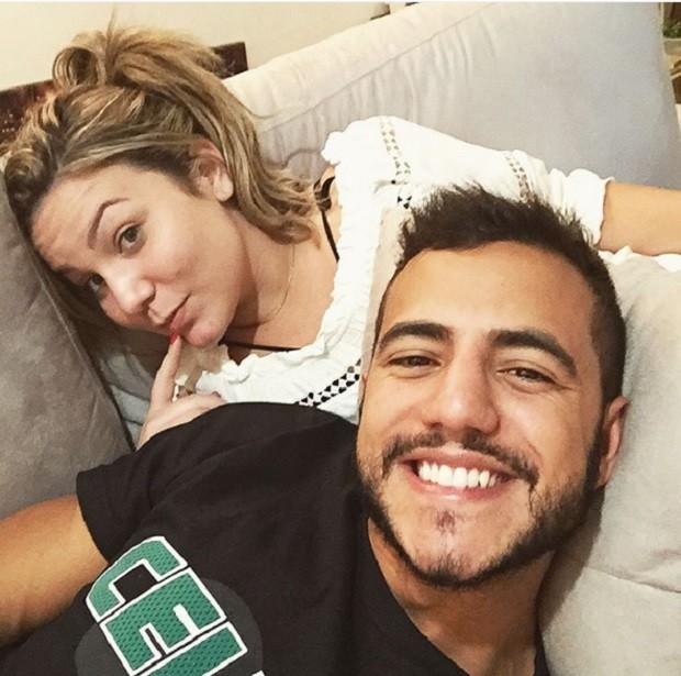 Cacau e Matheus (Foto: Reprodução/Instagram)