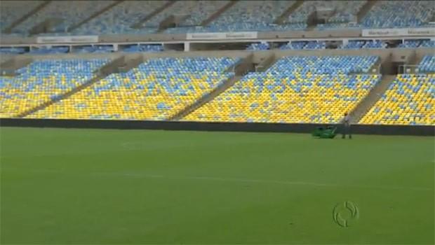 Maracanã verá o primeiro clube campeão na nova fase (Foto: Reprodução)