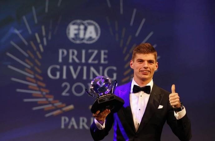 Max Verstappen prêmio F1 piloto STR (Foto: Divulgação/Formula 1)