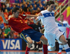 Espanha Itáliia Mundial Futsal (Foto: Getty Images/Fifa)