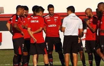 Definido, Atlético-GO embarca com quatro novidades na equipe titular
