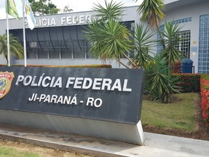 PF deflagrou operação na manhã desta sexta-feira (13) (Foto: Pâmela Fernandes/G1)