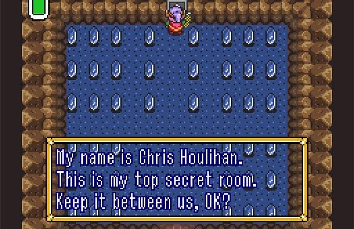 Sala secreta (Foto: Reprodução)