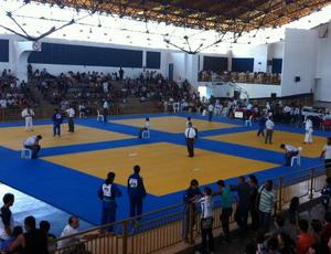Brasileiro regional de judô foi disputado em Brasília (Foto: Divulgação/CBJ)