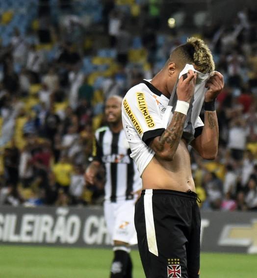 drama sem fim (André Durão / GloboEsporte.com)