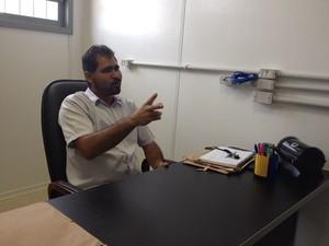 Diretor afirma que apenados ficarão sem colchões (Foto: Jonatas Boni/G1)