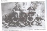 Há 100 anos, Sergipe entrava em campo pela 1ª vez e já foi campeão
