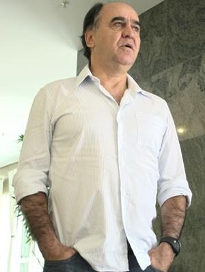 Entrevista, Marcelo Oliveira, vasco (Foto: André Casado / Globoesporte.com)