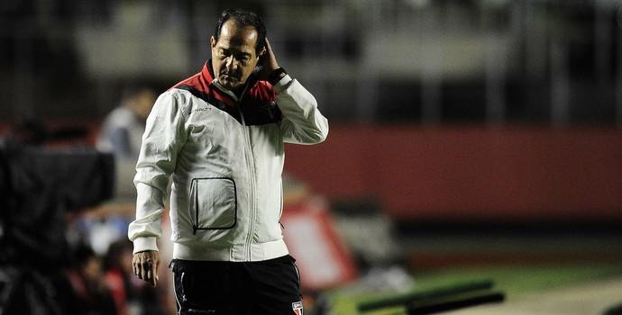 Muricy Ramalho São Paulo Flamengo (Foto: Marcos Ribolli)