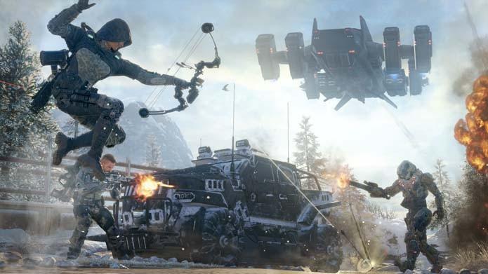 Multiplayer continua excelente em Black Ops 3 (Foto: Divulgação)