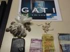 PM detém três com crack e maconha em Campos dos Goytacazes, no RJ