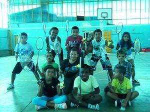 Badminton Juiz de Fora (Foto: Daiverson Ferrari/Arquivo Pessoal)