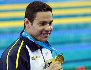 felipe frança mundial de natação 50 metros peito (Foto: Satiro Sodré / AGIF)