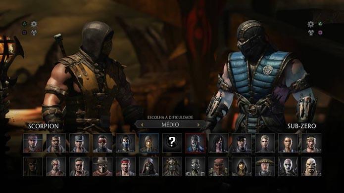 Mortal Kombat X (Foto: Reprodução/Murilo Molina)