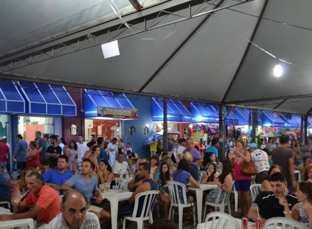 Festa do Caranguejo em Shangri-lá (Foto: Divulgação)