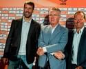 Guus Hiddink assume a Holanda ao lado de comissão técnica de renome