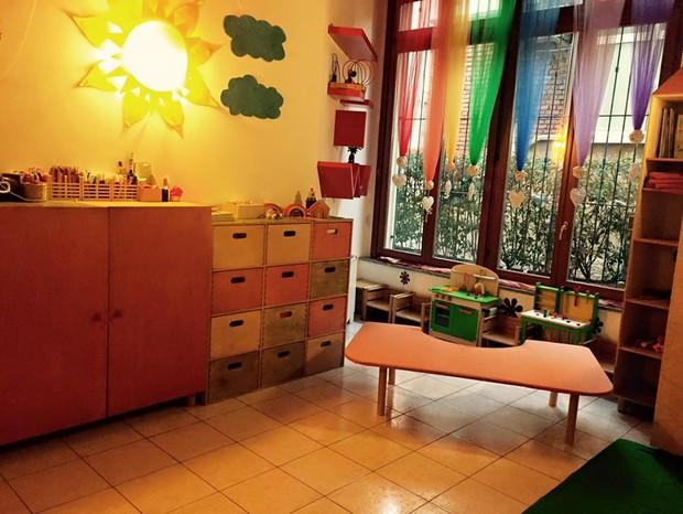 Escola vegana Naturà (Foto: Reprodução)