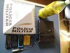 Polícia Militar apreende três celulares dentro da cadeia de Salinas