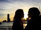 Sergio Malheiros posta foto romântica com Sophia Abrahão