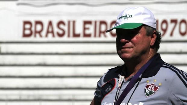 abel braga fluminense (Foto: Nelson Perez/FluminenseF.C.)