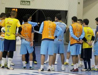 São José Futsal (Foto: Quarttus Marketing/Divulgação)