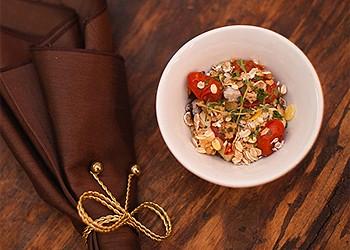Salada Verona (Foto: Arquivo pessoal)