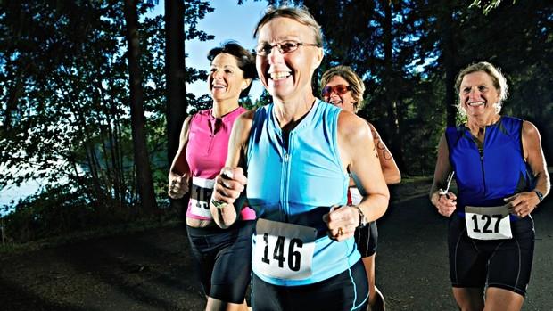 corredoras mais velhas euatleta (Foto: Getty Images)