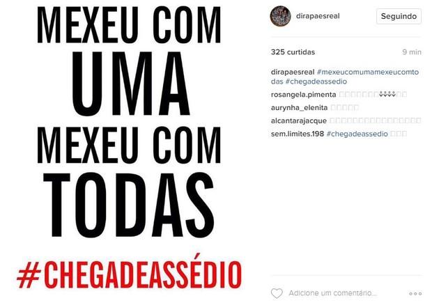 Dira Paes (Foto: Reprodução/ Instagram)