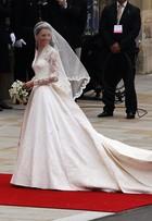 No mês das noivas, relembre os vestidos de casamento mais marcantes das famosas e inspire-se