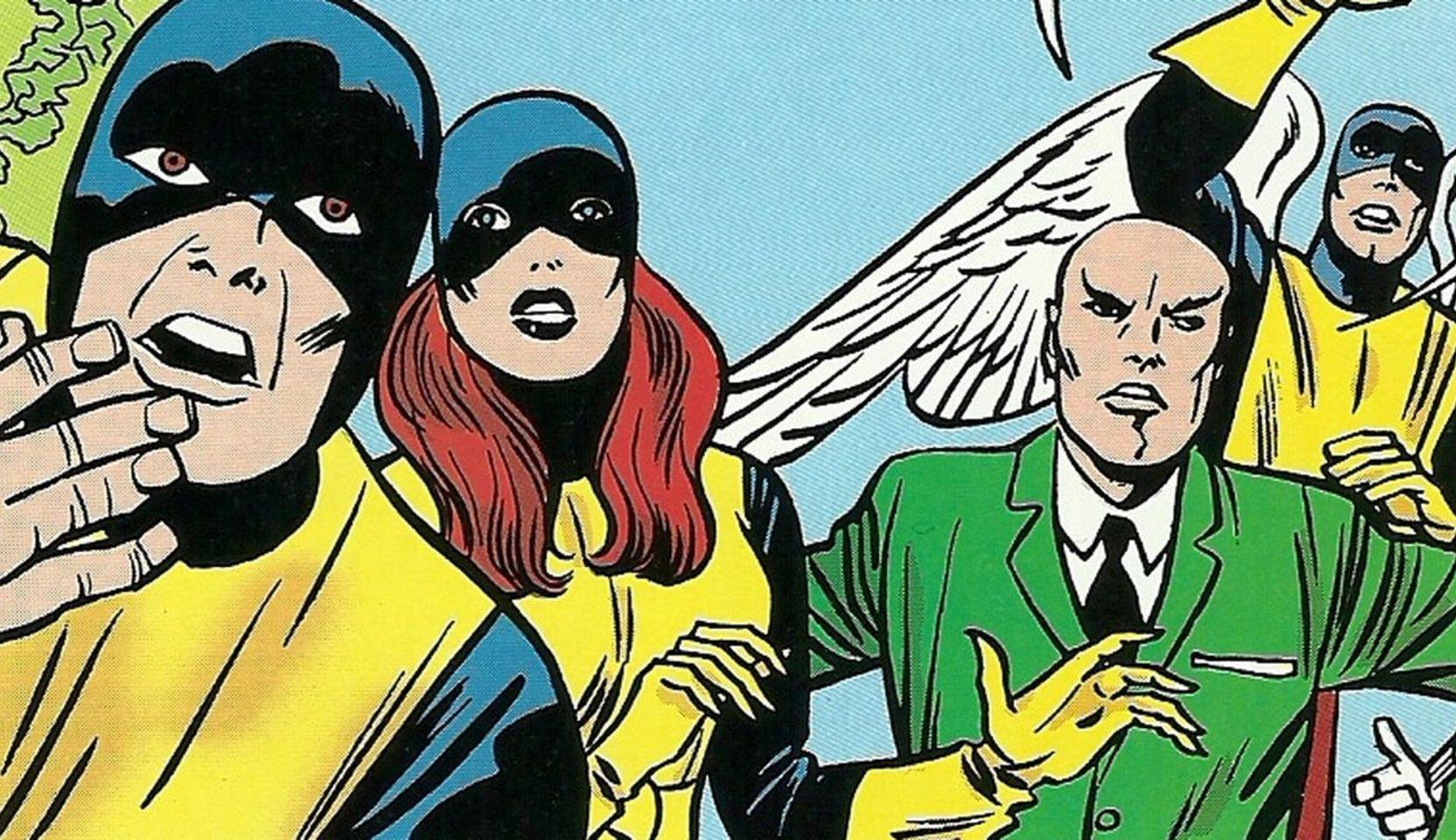 X-Men, uma das criaes de Jack Kirby (Foto: Divulgao)