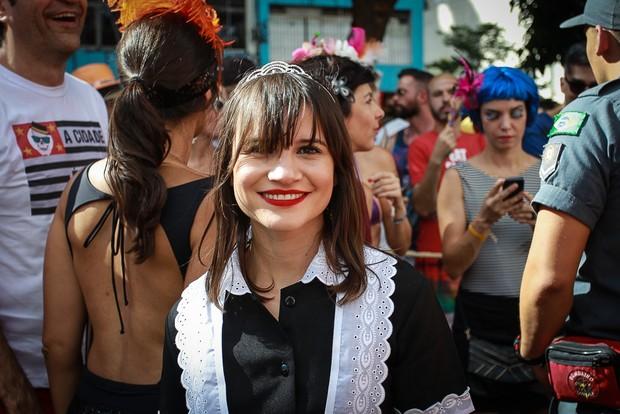 Bianca Comparato (Foto: Raphael Castello/AgNews)