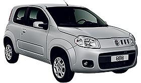Fiat Uno (Foto: Autoesporte)