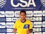 CSA: Jeferson Maranhense volta aos treinos, e Nicácio faz trabalho no DM