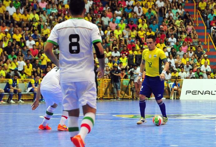 Brasil x Irã Grand Prix de Futsal (Foto: Ricardo Artifon/CBFS)