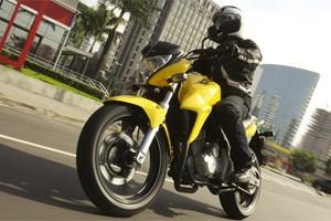 Honda CB 300R flex (Foto: Divulgação)