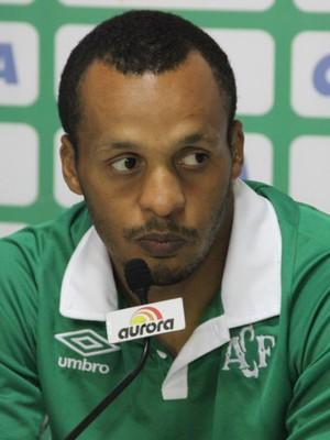Anderson Paixão chapecoense (Foto: Cleberson Silva/Chapecoense)