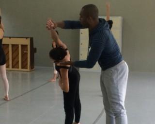Workshop de dança acontece em Porto Real (Foto: Divulgação/ Escola de Dança Fundação Porto Real)