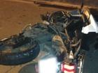 Jovem morre em acidente de moto após sair de boate, diz polícia