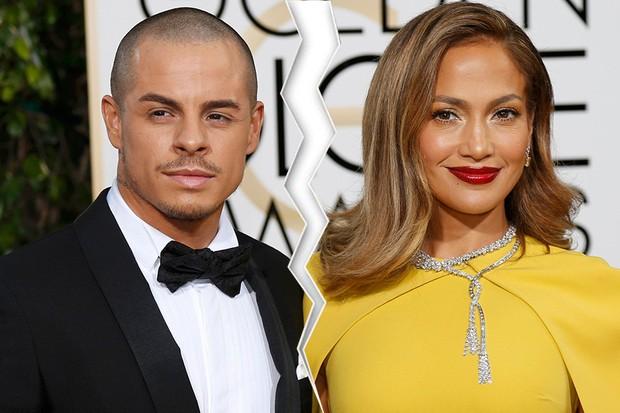 Casper Smart e Jennifer Lopez  (Foto: Mario Anzuoni/ Reuters)