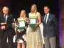 Britânicas desbancam Martine/Kahena e levam prêmio de melhores do ano