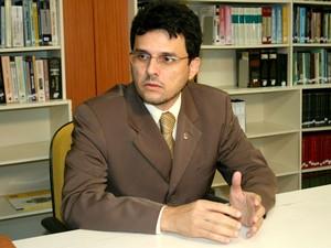 Promotor Adriano Jorge Correia, titular de Porto Calvo (Foto: Divulgação/MP)