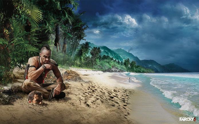 Em Far Cry 3, vilões viraram queridinhos da saga (Foto: Divulgação)