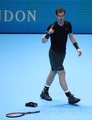 Andy Murray no ATP Finals (Foto: Getty Images)