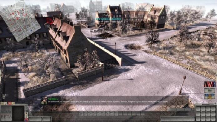 Tudo pode ser destruído no cenário do jogo (Foto: Divulgação)