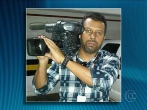 Justiça expede mandado de prisão de suspeito de lançar rojão que matou Santiago Andrade/GNews (Foto: Reprodução GloboNews)