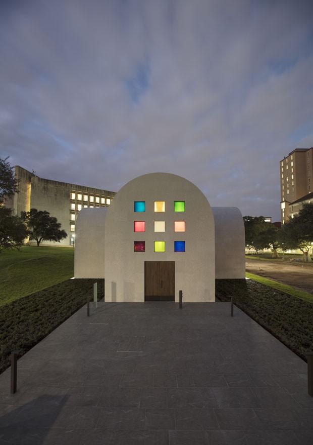 Ellsworth Kelly's Austin at the Blanton Museum of Art in Austin, Texas (Foto: Divulgação)