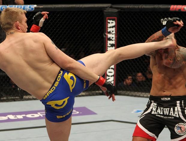 Alexander Gustafsson Thiago Silva mma UFC (Foto: Getty Images)